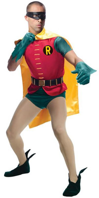Classic 60s Robin Costume