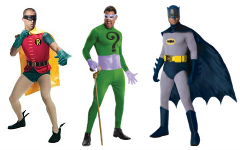 60s Batman TV Costumes
