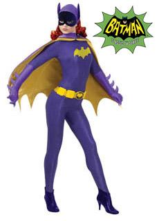 1966 Batgirl Costume