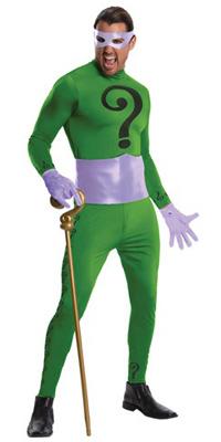 Frank Gorshin's Riddler Costume