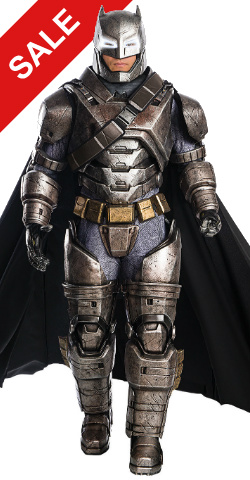 Armored Batman Grand Heritage Costume Superman V Batman Dawn of Justice