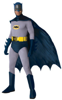 60's Adam West Batman Costume