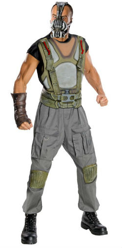 Dark Knight Deluxe Bane Costume for Adults