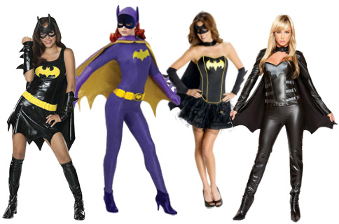 Batgirl Costume Ideas