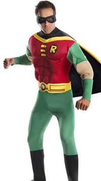 Deluxe Robin Costume for Men