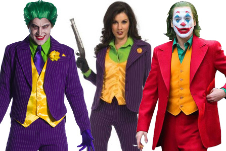 Adult Joker Costume Ideas 2019