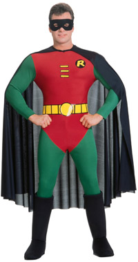 DC Comics Robin Costume from Justice League of America