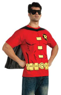 T-shirt Robin Costume - Batman Costumes
