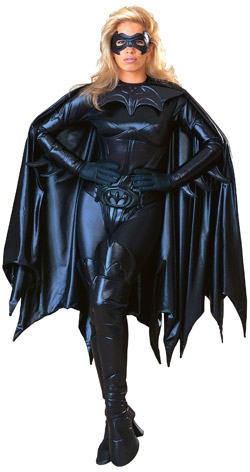 Collectors Movie Edition Batgirl Adult Costume