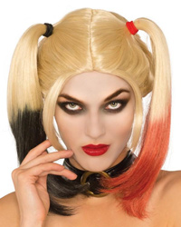 Women's Harley Quinn Wig