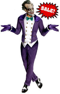 Batman Arkham City The Joker Costume