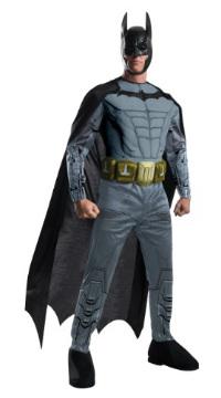 Arkham Origins Batman Costume