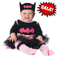 Onesie Infant Baby Batgirl Costume