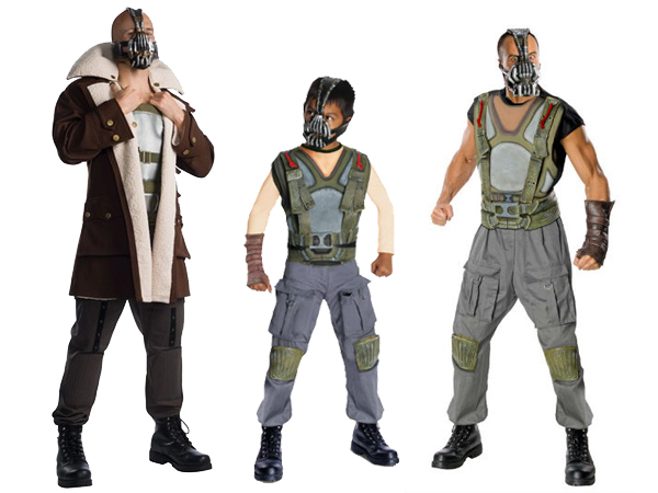 Bane Halloween Costumes Cosplay