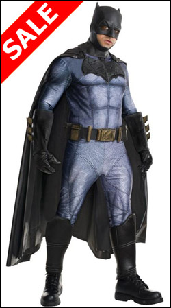 Official Batman Grand Heritage Costume