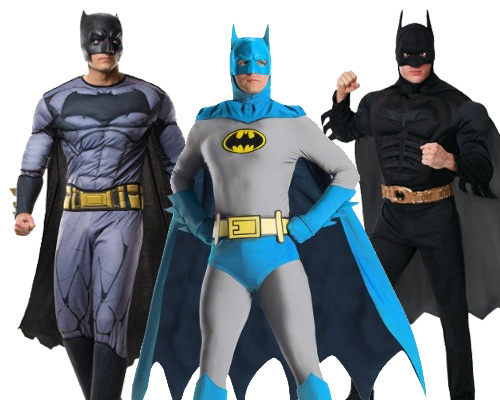 Batman Halloween Costumes