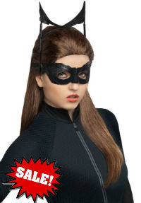 Anne Hathaway Catwoman Wig Dark Knight Rises