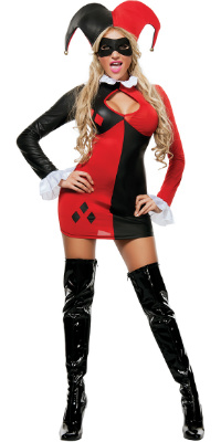 Harley Quinn Halloween Costume Sale Batman Halloween Costumes