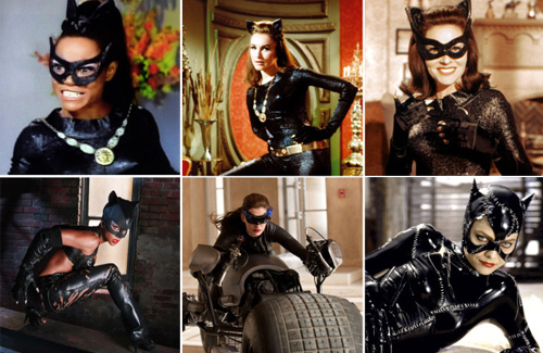 All Actresses of Catwoman