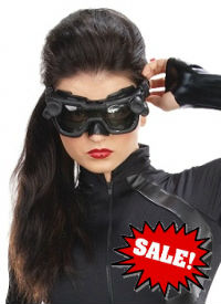 Catwoman Goggles Mask Dark Knight Rises