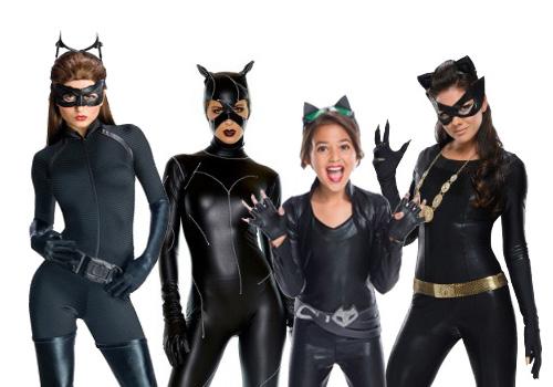 catwoman halloween costumes
