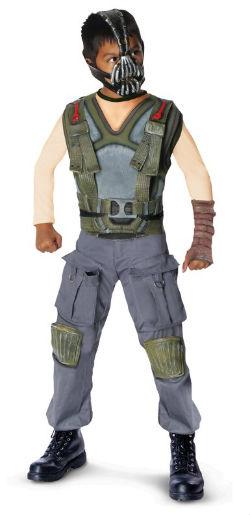 Kid Bane Costume