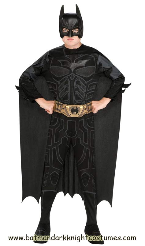 Child Batman Halloween Costume