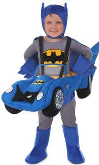 Ride in Batmobile