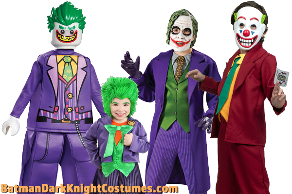 Kids Joker Costumes