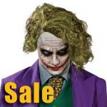 Child Joker Wig from The Dark Knight for Sale