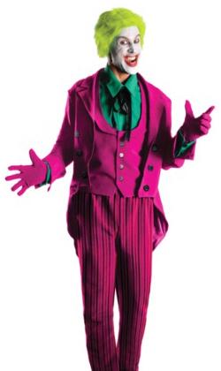 Classic 1966 Joker Costume