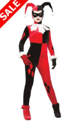 Batman's Harley Quinn Halloween Costume Sale