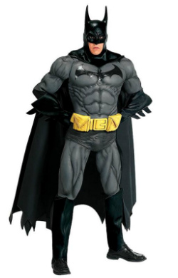 Collector's Edition Batman Adult Costume Set