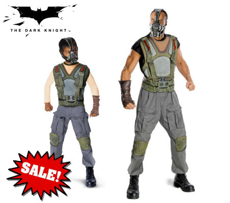 Batman Dark Knight cheap Bane Costume Sale