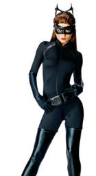 Batman The Dark Knight Rises Catwoman Costume