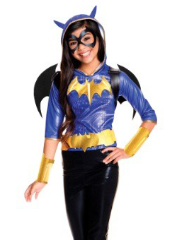 Kid DC Superhero Girls Batgirl Costume