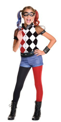 DC Superhero Girls Harley