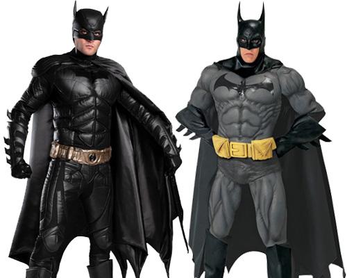 batman movie costumes