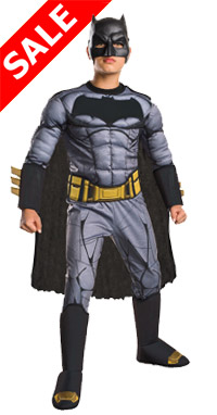 Deluxe Child Dawn of Justice Batman Costume