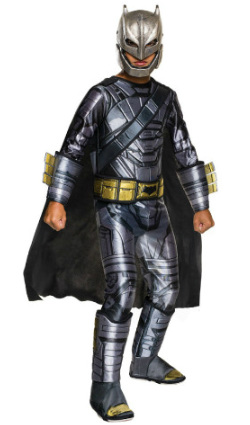 Armored Batman Dawn of Justice Costume