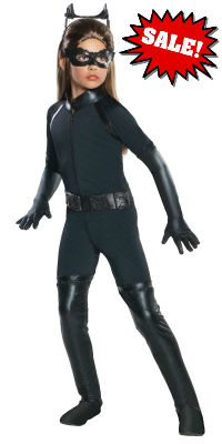 Deluxe Child Catwoman Costume