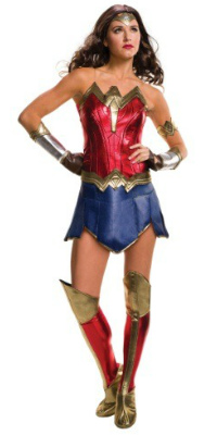 Deluxe Dawn of Justice Wonder Woman Costume