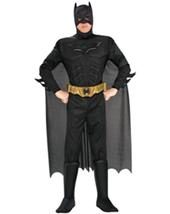 Deluxe Dark Knight Adult Man Batman Costume Sale