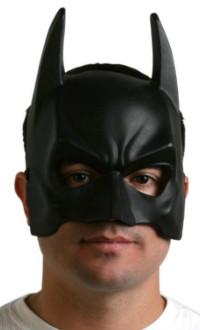 Batman The Dark Knight Rises Adult Mask