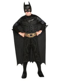 Cheap Economy Dark Knight Batman Child Costume