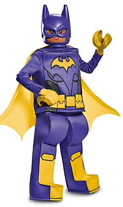 Child Batgirl Lego Movie  Costume