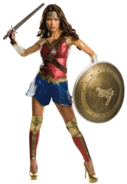 Wonder WomanbGrand Heritage Dawn of Justice Costume