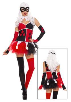 Harley Jester Costume