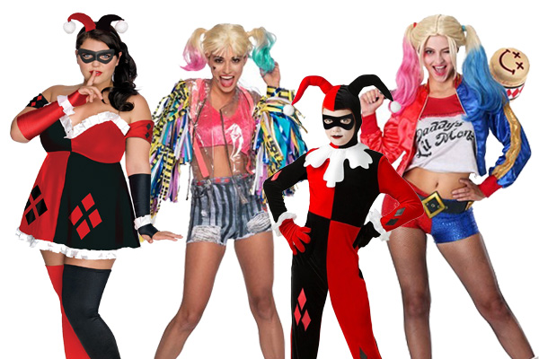Best Harley Quinn Halloween Costume Ideas