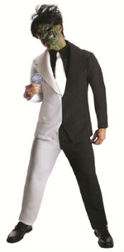 Harvey Den Two Face Costume